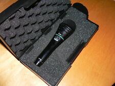 AKG D3900 Microphone ( AKG D3800+filters) + Case + Clip  : Vintage