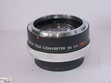 Telephoto Converter 2x Canon Fd Panagor Car Multi-Coated pro A1,AE-1,F1