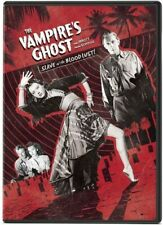 The Vampire's Ghost [New DVD]