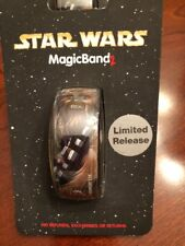 NEW Disney Star Wars Limited Edition Chewbacca & Porgs Magic Band 2 Last Jedi