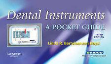 Dental Instruments: A Pocket Guide, 3e (Dental Instruments: A Pocket Guide, Boyd