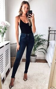 Brand New V by Very High Rise Skinny Ink Colour Jeans All Sizes