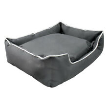 Heavy Duty Pet Dog Bed, Washable Removable Cushion and Cover, Waterproof - Larg