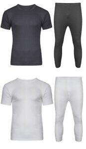 SOFTY® 1,2X Children Kids Thermal Underwear SHORT Sleeve Long john Warm Vest