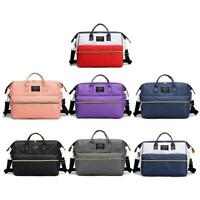 Baby Diaper Bags for Mom Large Capacity Stroller Mommy Maternity Totes #KY