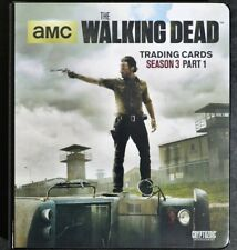 Walking Dead Season 3 Master Set VARIANTS M29-WG M30-HT SC-01 Auto Trading Cards