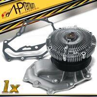 Water Pump & Cooling Fan Clutch for Nissan Patrol GU Y61 Navara D22 3.0L Diesel