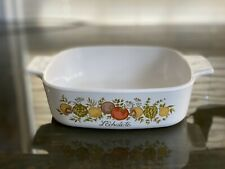 Rare *SEE STAMP Vintage Corning Ware L'Echalote A 1 B Spice Of Life - Charity