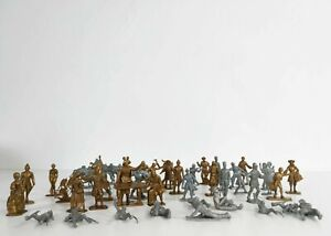 42 Figurines Mokarex, Mokalux, Maison Du Cafe, Cafe Legal
