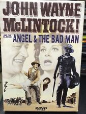 McLintock! / Angel and the Badman double Feature New w 10 hour bonus Sealed