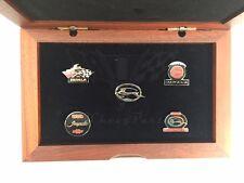 1959 1965 1972 1996 59 65 72 Impala Limited Edition Commemorative Lapel Pin Set