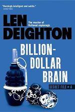 Billion-Dollar Brain (Secret Files)-ExLibrary