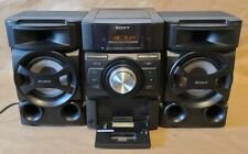 Sony MHC-EC69i Mini Hi-Fi Component Stereo System CD Player W/ iPod Dock TESTED