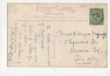Miss Colwyn Myngs Symons Street Sloane Square London 1917 544a