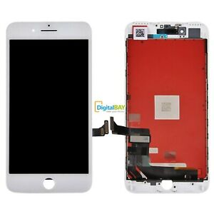 LCD DISPLAY TIANMA APPLE IPHONE 7 PLUS A1661 SCHERMO TOUCH SCREEN VETRO BIANCO
