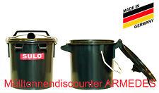 25L SULO Mülltonne Restmülleimer SME 25 Liter Abfalleimer Abfalltonne Plastik