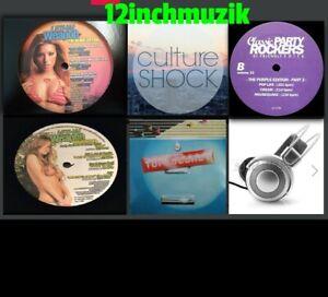 Vinyl music numark ndx 400 900 ns6 ns7II mixtrack edge idj pro Mixdeck Quad N4