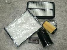 Gr. Inspektionspaket Filter Wartungskit Hyundai Santa Fe SM 2,0 CRDI 83KW 2001-