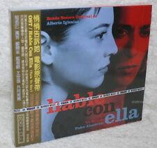 Hable Con Ella (Talk To Her) Ost Taiwan Ltd Cd+Poster w/Box