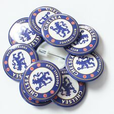 Wholesale 38mm Badges Official Chelsea Football Club Logo (Blue)