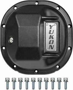 """NEW Ford 8.8"""" Yukon Hardcore Iron Differential Cover - YHCC-F88"""