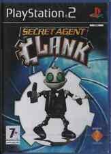 SECRET AGENT CLANK / SONY PS2 / NEUF SOUS BLISTER D'ORIGINE / VERSION FRANÇAISE