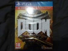 Doom pack uac PS4 neuf
