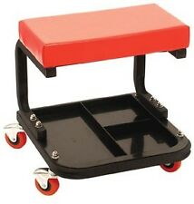 ATD Tools Mechanic's Padded Creeper Seat :ATD-81009 With Tool /  Parts Tray NEW