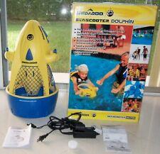 New listing 6 Pc Sea Doo Seascooter Dolphin Model Sd5542 & Accessories Original Genuine