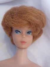 Midge Barbie Doll RED Bubble Cut American Girl Transitional 1964 Japan (M8 31)