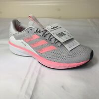 ADIDAS SL20 New With Tags Women's UK Size 7.5 White/Pink Running Shoes