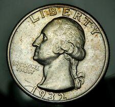 1932 S Washington Quarter - XF Details !!