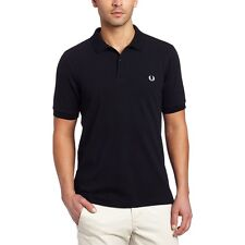 Fred Perry Polo M3000 Mens Fred Perry Plain Polo Classic Fit NEW