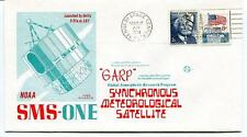 1974 SMS-ONE NOAA GARP Synchronous Meteorological Satellite USA SAT SPACE