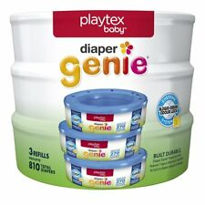 Playtex Diaper Genie Pail System Refills, 3 pack