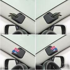 Black Universal Car Auto Accessories Glasses Organizer Storage Box Holder 2X