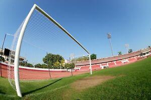 Soccer Goal Net - Full Size Box Shaped Goal net - pair (Nets only)