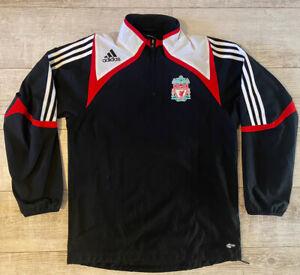 Official Retro Liverpool FC Adidas Training Top Jacket 36/38 (Small) Football