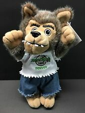 HERRINGTON HARD ROCK CAFE COLLECTIBLE PLUSH Halloween Wolf LIMITED EDITION 2003