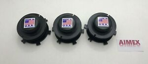 3 USA MADE Bump Head SPOOLS Fits Stihl FS44 FS55 FS 44 55 80 83 85 90 100 110