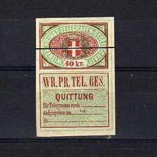 AUTRICHE - OSTERREICH Télégraphe n° 19 neuf avec charnière