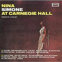 Nina Simone at Carnegie Hall | CD | Zustand sehr gut