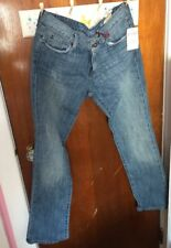 GUESS Starlet Slim Bootcut 30 SH Glass Vintage Wash Jeans NWT