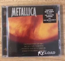 1997 Metallica Reload Promotional CD with Thirteen New Songs