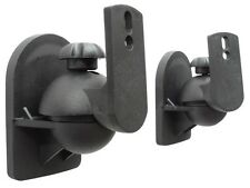 2 x Wandhalterung Halterung für Lautsprecher Boxen Heimkino Hifi Halter BH4B