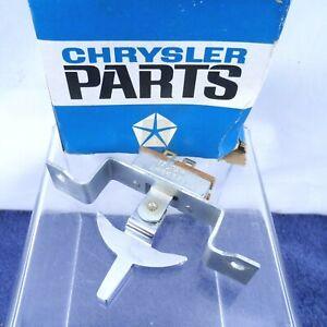 Blower Motor Switch 1965-1966 Chrysler Newport New Yorker 300 A/C Heater NOS OEM