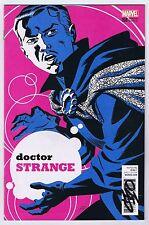 Doctor Strange #5 Variant VF/NM Signed w/COA Michael Cho 2016 Marvel Comics CGC
