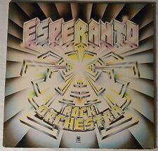 Esperanto- Esperanto Rock Orchestra (1973) A&M SP-4399 Vinyl LP  NM/EX