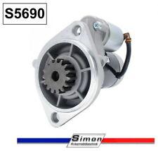 Anlasser Starter für Yanmar 3TNE88 4TN82 2.5 KW 15 Zähne Takeuchi Minibagger