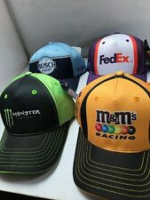 NASCAR DRIVER ASSORTED  Sublimated Uniform Adjustable Hat 2020